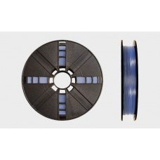 MakerBot® Translucent PLA Filament (.9 kg.) [2 lbs.] - Translucent Blue PLA Large Spool / 1.75mm / 1.8mm Filament