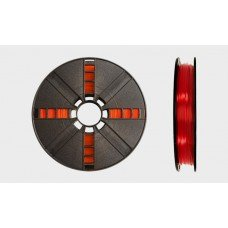MakerBot® Translucent PLA Filament (.9 kg.) [2 lbs.] - Translucent Orange PLA Large Spool / 1.75mm / 1.8mm Filament