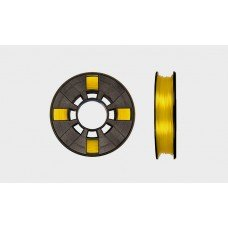 MakerBot® Translucent PLA Filament (.2 kg) [.5 lbs.] - Translucent Yellow PLA Small Spool / 1.75mm / 1.8mm Filament