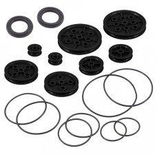 Pulley Base Pack (Black) (228-3780)