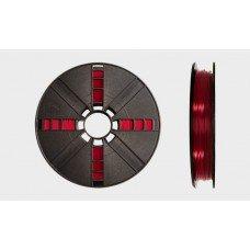 MakerBot® Translucent PLA Filament (.9 kg.) [2 lbs.] - Translucent Red PLA Large Spool / 1.75mm / 1.8mm Filament