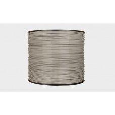 MakerBot® True Color PLA Filament (4.5 kg.) [10 lbs.] - Cool Gray PLA Filament XXL Spool