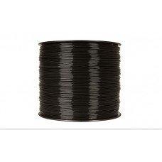 MakerBot® True Color PLA Filament (4.5 kg.) [10 lbs.] - True Black PLA Filament XXL Spool