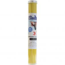 3Doodler Single Color ABS Tube Sunnyside Yellow 3D printer pen filament
