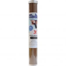 3Doodler Single Color ABS Tube Choco Brown 3D printer pen filament