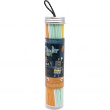 3Doodler Single Color ABS Tube Lagoon Blue 3D printer pen filament