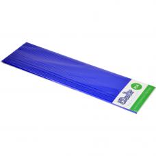 3Doodler Single Color PLA Tube Royal Blue 3D printer pen filament