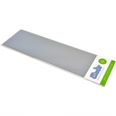 3Doodler Single Color PLA Tube Foggy Day Gray 3D printer pen filament