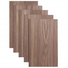 """LC-WP18 Walnut Plywood 1/8"""" - 5pk"""