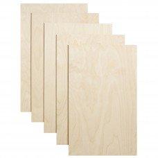 "MWB-01 Birch Plywood 1/8"" - 5pk"