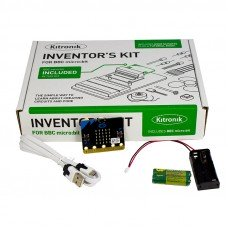 micro:bit with Inventor's Kit and Accessories