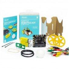 Simple Robotics Home Kit for Long Distance Coding