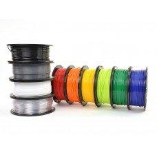 INOVA 1800 Copolyester Filament 1kg Reel (Chroma Strand Labs) Orange