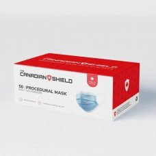 The Canadian Shield 3-PLY Procedural Mask for PPE (Box of 50)