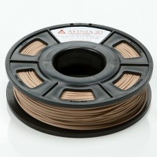 AFINIA Specialty PLA Filament,1.75,Wood-infused,100m (approx 200g) (25484)