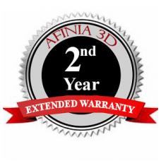 Ext Warranty, 2nd yr, EinScan-Pro and EinScan-Pro+ (26835)