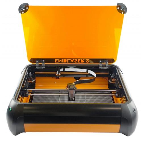 Emblaser 2 Laser Cutter/Engraver, 500X300X50 Mm Bed, With