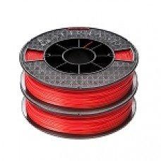 Afinia Red ABS Premium 1.75 Filament (2x500g rolls) (25218)