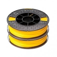 Afinia Yellow ABS Premium 1.75 Filament (2x500g rolls) (25232)