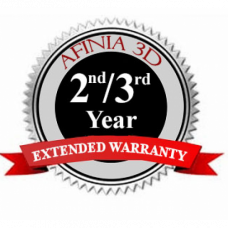 Ext Warranty, 2nd AND 3rd yr, Afinia H+1 (33485)