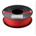 AFINIA Value-Line Red PLA Filament, 1.75, 1kg (26331)