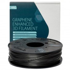AFINIA Graphene-enhanced PLA Filament, 1.75, High Strength, 400g, Dark Grey (27997)