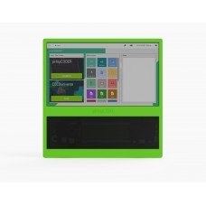 pi-top CEED (green with Raspberry Pi)