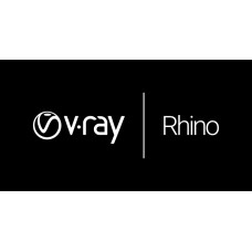 V-Ray Next for Rhino Workstation License - Annual(Commercial)