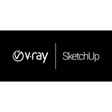 V-Ray 3.0 Workstation for SketchUp + 5 V-Ray 3 Render Nodes - Perpetual (Commercial)