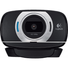 Adesso 1080P HD USB Webcam with Built-in Microphone - Black - 2.1 Mega Pixel