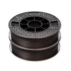 Afinia Black ABS Premium 1.75 Filament (2x500g rolls) (25211)
