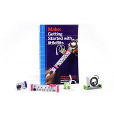 Make: Getting Started with littleBits (660-0021)