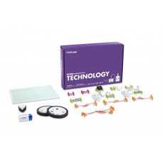 littleBits Kit, Code Kit Expansion Pack: Technology (1 Kit) (680-0032)