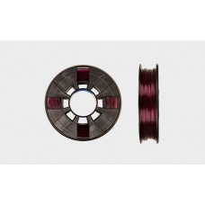 MakerBot® Translucent PLA Filament (.2 kg) [.5 lbs.] - Translucent Purple PLA Small Spool / 1.75mm / 1.8mm Filament