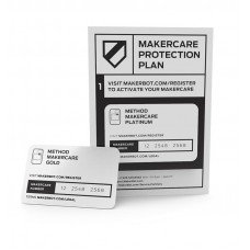 MakerCare Preferred Protection Plan for MakerBot Replicator Z18 - 1 Year Renewal
