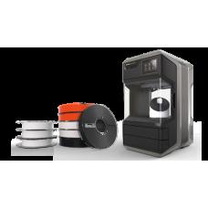 MakerBot Method X 1-Printer Bundle - Carbon Fiber Edition