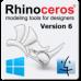 Rhino 6 Educational Single User (R60-E)