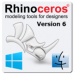 Rhino 6 Upgrade, Commercial Single User (R60U)