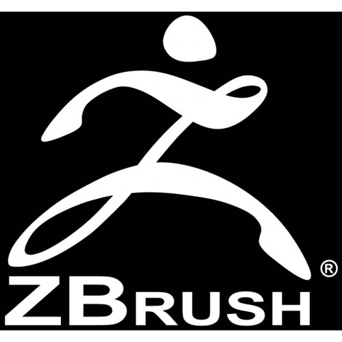 ZBrush 2018 Win/Mac Commercial License - License in DVD