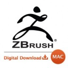 ZBrushCore Mac Commercial and Academic License - Volume License via download (ESD, 5+ seats)