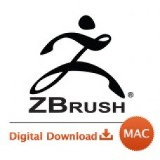 ZBrushCore Mac Commercial and Academic License - Single License in download (ESD)