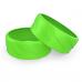 Green Ultra Tires, pair (AUT001GRE)