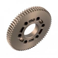 "54T Gear with 1.125"" Bearing Bore & VersaKeys (217-3339)"