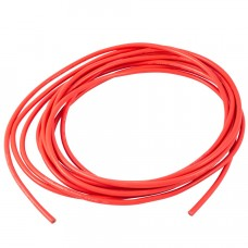 12AWG Red Silicone Wire (25-feet) (217-4055)