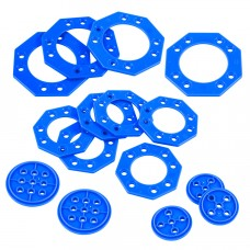 Turntable Base Pack (Blue) (228-3714)