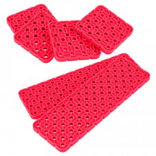 4x Plate Base Pack (Red) (228-3723)