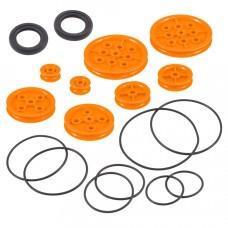 Pulley Base Pack (Orange) (228-3762)