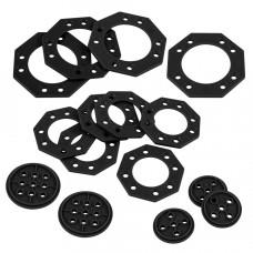 Turntable Base Pack (Black) (228-3783)