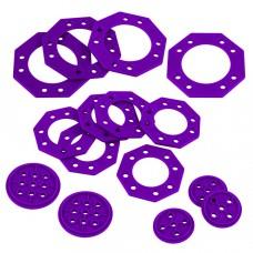 Turntable Base Pack (Purple) (228-3803)