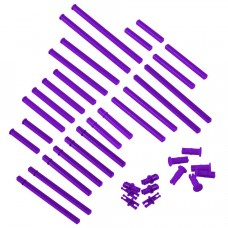 Plastic Shaft Base Pack (Purple) (228-3804)